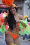 Défilé de Carnaval Images libres de droits