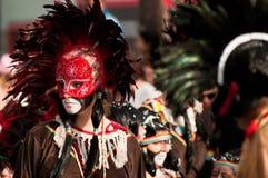 Défilé de carnaval de Limassol, 6 mars 2011 Image stock