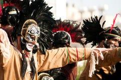 Défilé de carnaval de Limassol, 6 mars 2011 Photographie stock