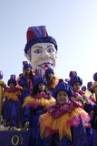 Défilé de carnaval de Limassol - de la Chypre le 14 février Photo stock