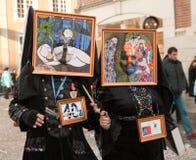 Défilé de carnaval de Maastricht 2011 Photographie stock