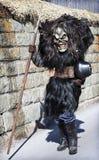 Défilé de carnaval de Wiler Fasnacht le 5 mars 2011 image libre de droits