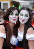 Défilé de carnaval, Limassol Chypre 2015 Images libres de droits