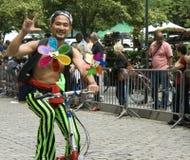 Défilé de danse de New York City photo libre de droits