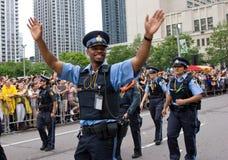 Défilé de fierté de Toronto Images libres de droits