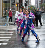 Défilé de jour de 2016 hispaniques à New York Photo stock