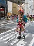 Défilé de jour de 2016 hispaniques à New York Photo libre de droits