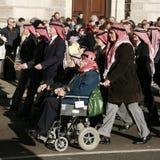 Défilé de jour de souvenir, 2012 Photo libre de droits