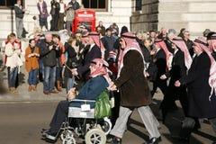 Défilé de jour de souvenir, 2012 Image libre de droits