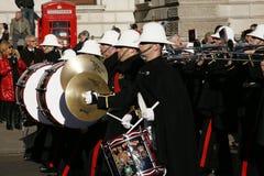 Défilé de jour de souvenir, 2012 Images libres de droits