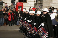 Défilé de jour de souvenir, 2012 Photos libres de droits