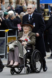 2015, défilé de jour de souvenir, Londres Photos libres de droits