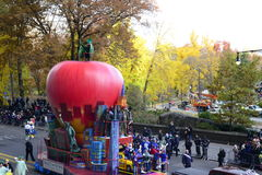 Défilé 2016 de jour de thanksgiving - New York City photos libres de droits