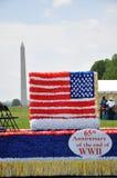 Défilé de Jour du Souvenir à Washington, C.C. Photographie stock