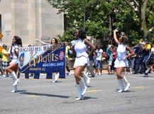 Défilé de Jour du Souvenir à Washington, C.C. Image libre de droits