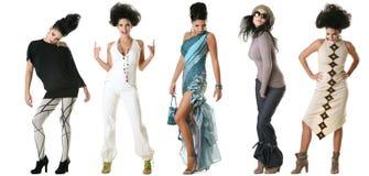 Défilé de mode Photos libres de droits
