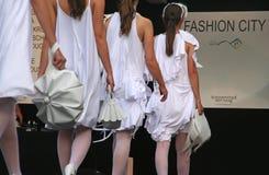 Défilé de mode Photographie stock libre de droits