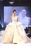 Défilé de mode du ` 2017 de semaine de mode de Vientiene wow de ` Image stock