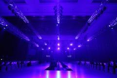 Défilé de mode du ` 2017 de semaine de mode de Vientiene wow de ` Images stock