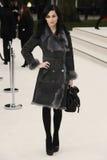 Défilé de mode, Leigh Lezark Photos stock