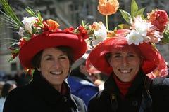 Défilé de Pâques à New York photos libres de droits