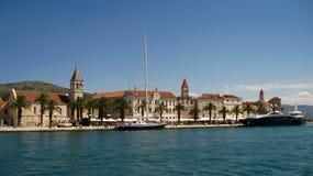 Défilé de Trogir en Croatie Photos stock