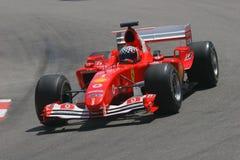 Défilé Ferrari Images stock