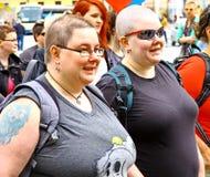 Défilé homosexuel de fierté de Helsinki Photo stock