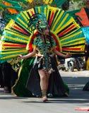 Défilé international et national de costume image libre de droits