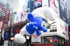 Défilé le 26 novembre 2009 de jour de l'action de grâces de Macy Images stock