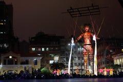 Défilé par le Macao, ville latine 2012 Image stock