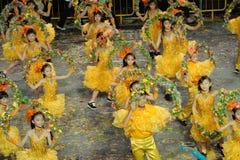 Défilé Singapour de Chingay 2011 Images stock