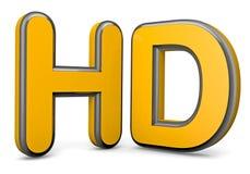 Définition de Hy Photographie stock libre de droits