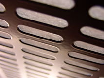 Déflecteur pour le fond Image stock