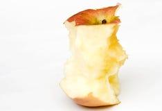 dégagement de pomme photos libres de droits