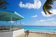 Dégagement S Higgs de plage de Key West la Floride photo stock