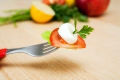 Dégagement végétarien image stock