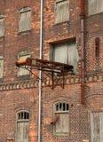 Dégradation urbaine Photo libre de droits