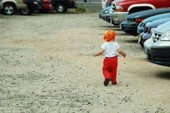 Déjeme tomar el coche Foto de archivo libre de regalías