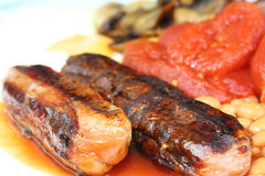 Déjeuner Image stock