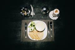 déjeuner photographie stock libre de droits