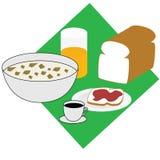 Déjeuner Images stock