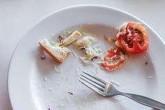 Déjeuner américain Image stock