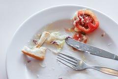 Déjeuner américain Photographie stock libre de droits