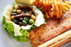 Déjeuner anglais Image stock