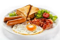 Déjeuner anglais Image libre de droits