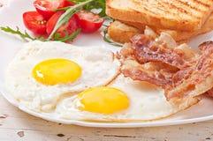 Déjeuner anglais photos stock