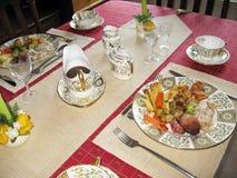 Déjeuner anglais Photo stock