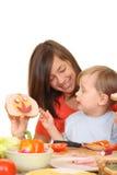 Déjeuner délicieux Photo libre de droits