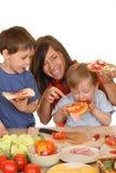 Déjeuner délicieux image libre de droits